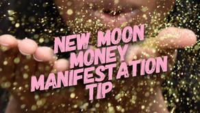 New Moon Money Manifestation Tip 12/14/20