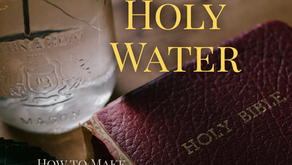 Heathen's Holy Water: How To Make A Cleansing Water For Ancestral Protection