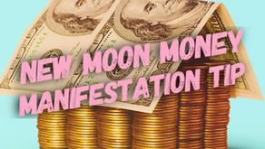 New Moon Money Manifestation Tip 9/17/20