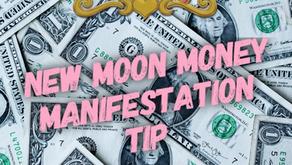 New Moon Money Manifestation Tip 2/23/20