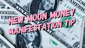 New Moon Money Manifestation Tip: July 2019