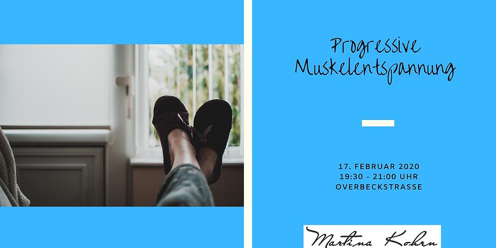 Progressive Muskelentspannung - Schnupperkurs