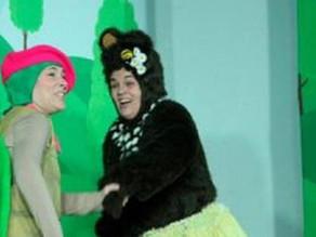 El teatro infantil abre el programa escénico de carnavales hoy.