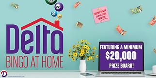 Delta Bingo at Home_ Facebook Post_ $200