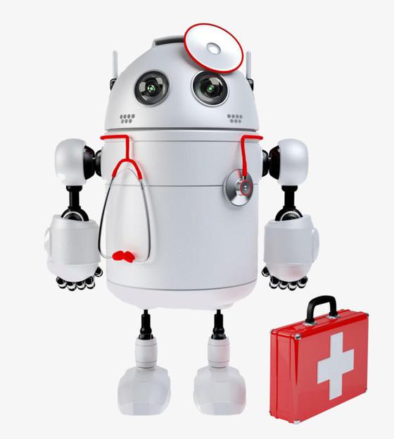 Doctor Robot. Inteligencia artificial aplicada a la medicina.