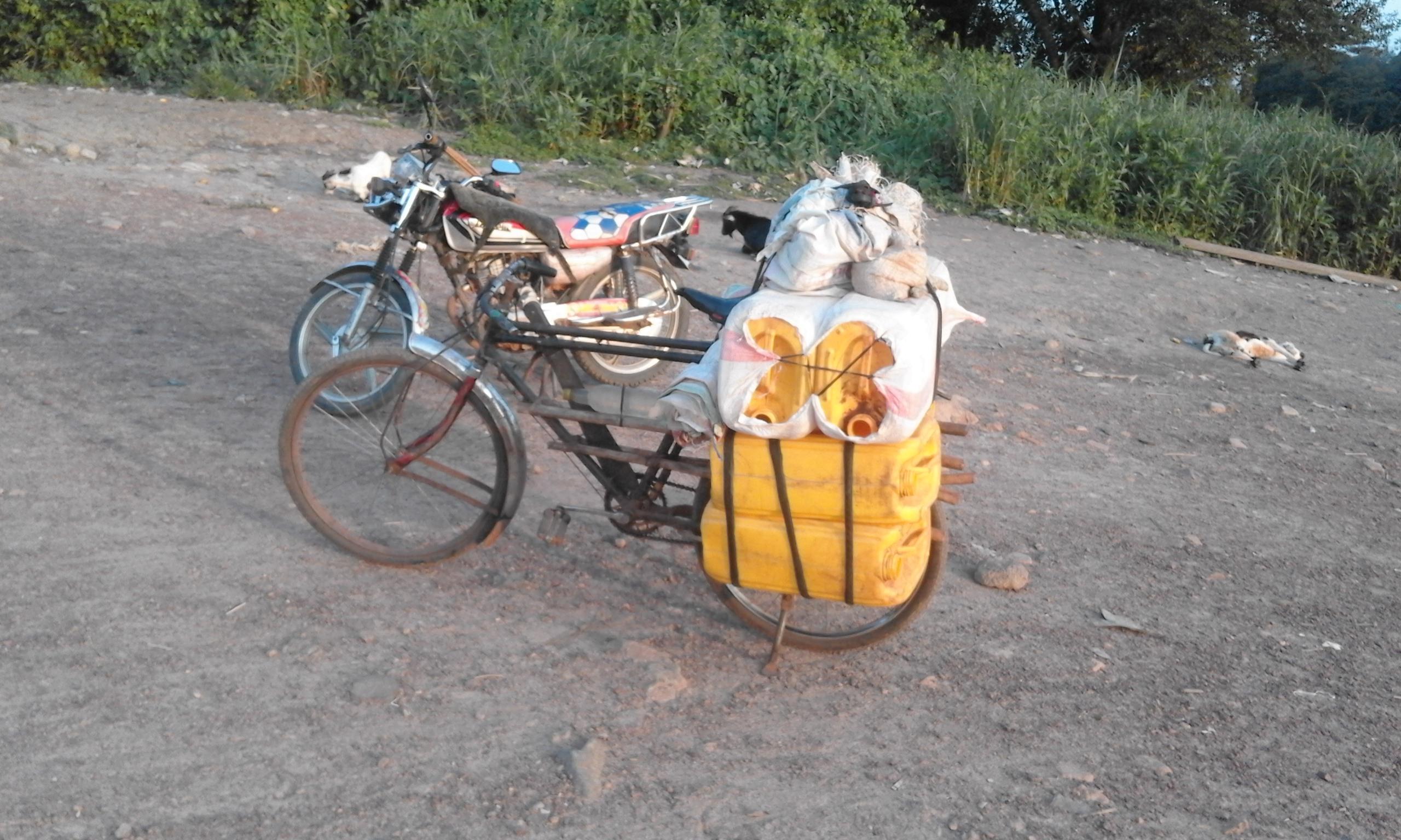 Bondo vélos