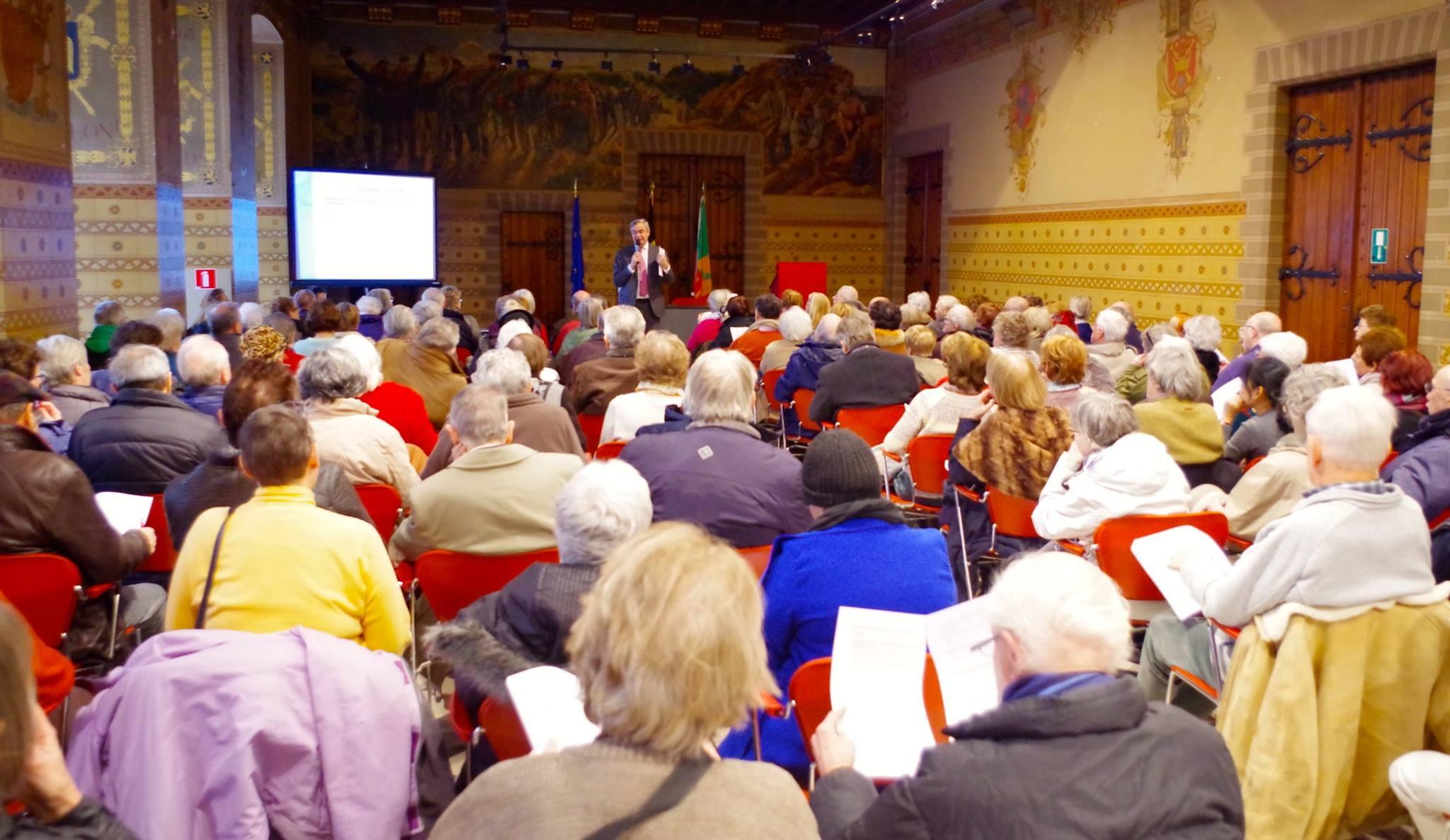 Conférence Hôtel de Ville 16-03-16