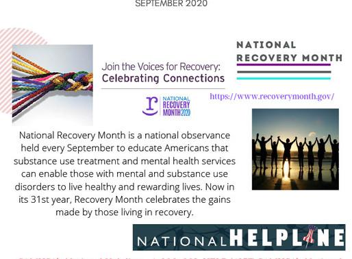 September 2020 Prevention Bulletin