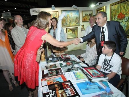 Beirut Art Fair Exhibition