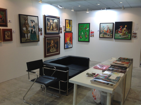 Affordable Art Fair - Singapore