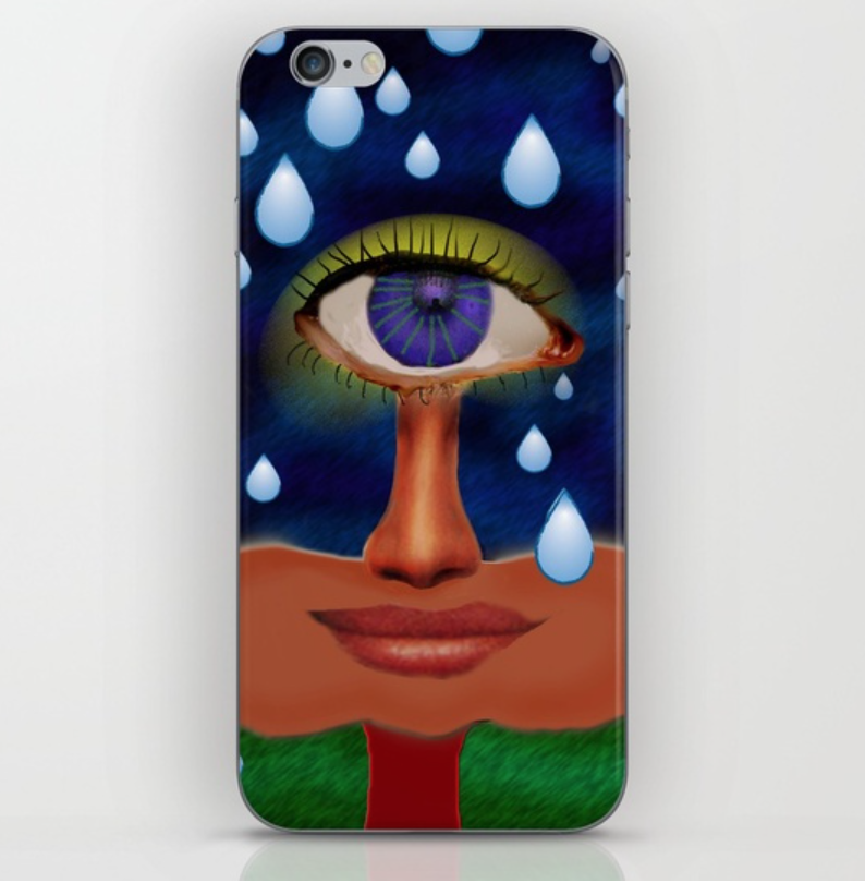 Delukart Cell Phone Case