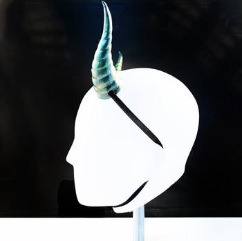 New Shiny Glitter Horns by Delukart