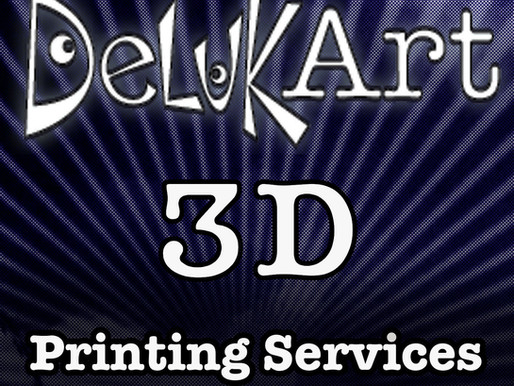 Delukart 3D Printing and Design Services