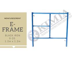 BLACK IRON E-FRAME