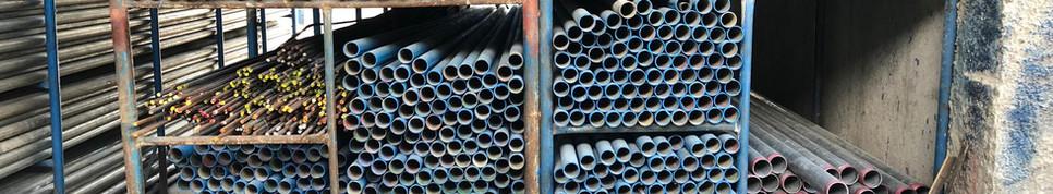Galvanized Iron Pipes 1m,1.5m,2m,3m,4m,5m,6m