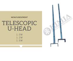 TELESCOPIC U-HEAD