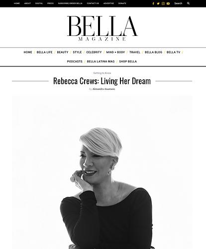 Rebecca-Crews-Living-her-dream-–-BELLA-M