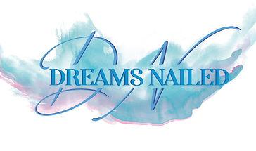 DreamsNailed Logo