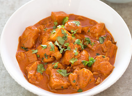 My favorite chicken curry recipe