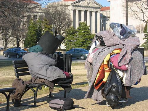 Pinterest- Homeless in D.C.