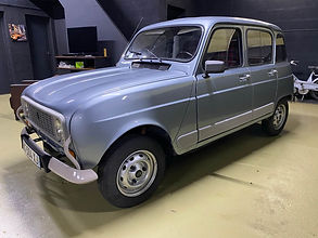 Renault 4L Clan