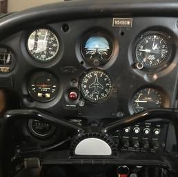 Old Pilot's Side Panel