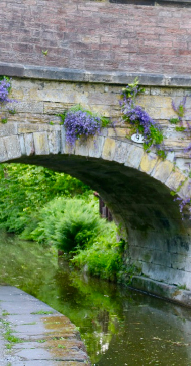 Bridge on canal walk