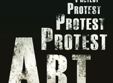 Protest Art Exhibition at CCBC