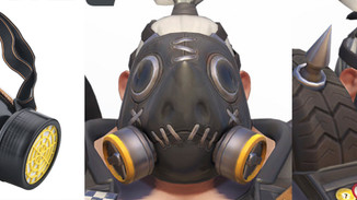 Roadhog Mask Part 1