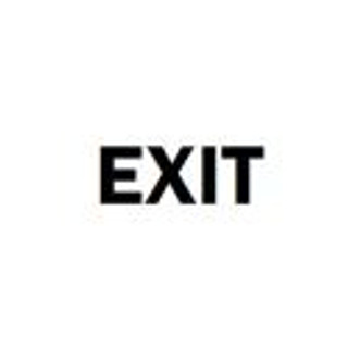 Selections from 100 Exit Signs