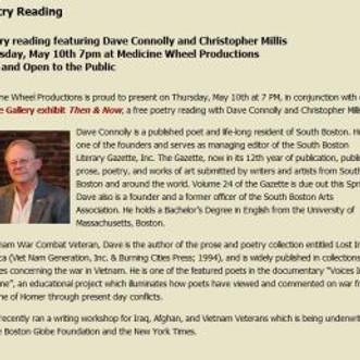 Check Out Dave Connolly at the Medicine Wheel Next Thursday