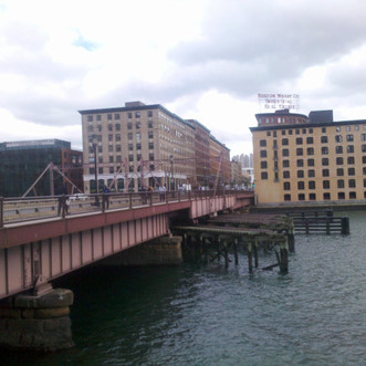 All Roads Lead To Fort Point…
