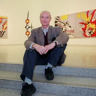 My Favorite Photo of Lichtenstein