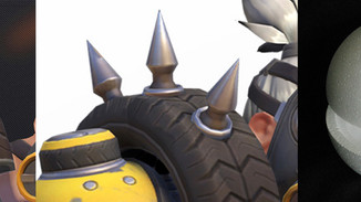 Roadhog Tyre Shoulder Piece Part 1