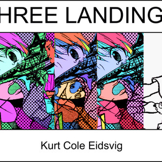 Three Landings: New Print