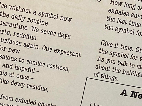 Emoji Poetry and COVID-19