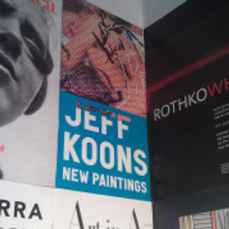 Tonight I Realized I'be Been Stealing From Jeff Koons