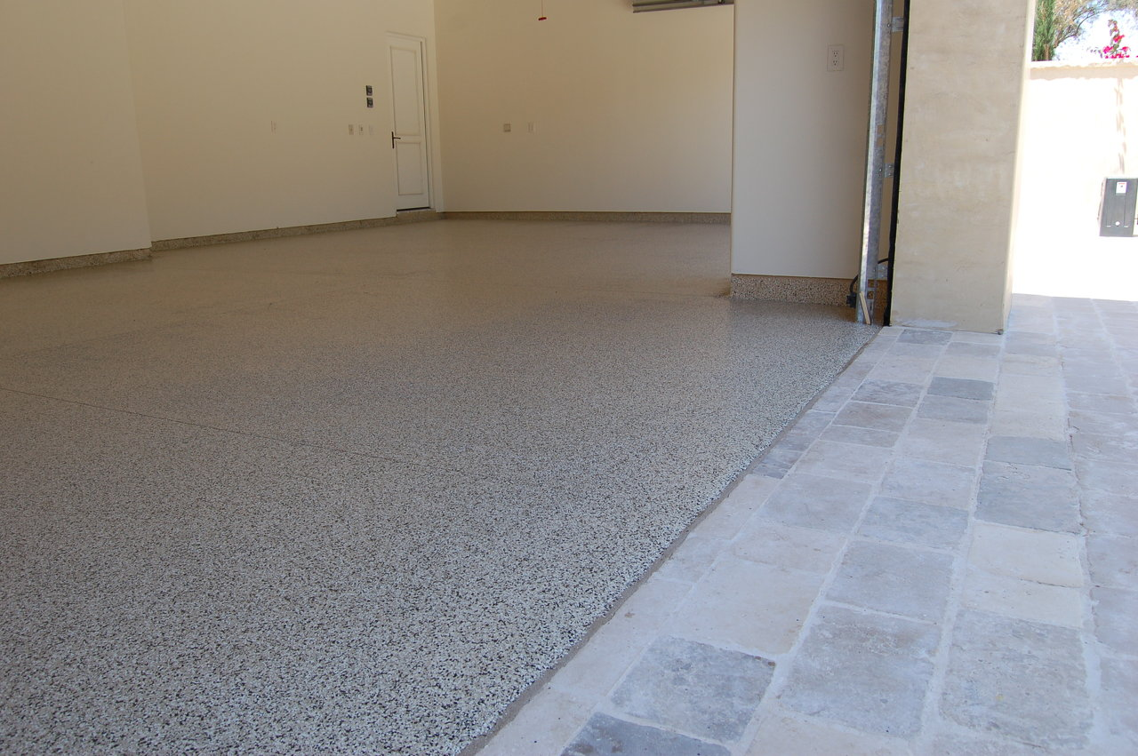 Garage Epoxy, Irvine