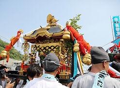 神輿 神社 ツアー お祭りツアー イベントツアー 大阪 尼崎 西宮 神戸