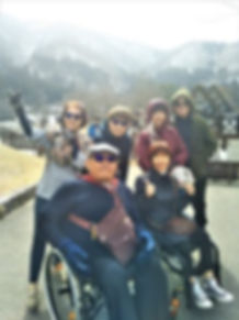 Wheelchair Accessible Tour Shirakawa-Go