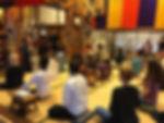 座禅ツアー 瞑想ツアー ヒーリングツアー 大阪 神戸 西宮 尼崎