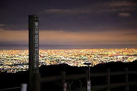 beautiful night view experience tour Osaka Kobe Kyoto Nara
