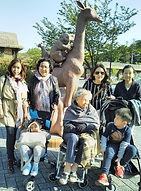 車いす旅行 介護旅行 ヘルスツーリズム 個人旅行 大阪 神戸 京都