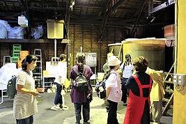 訪日外国人 工場見学 インバウンド集客