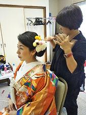 Kimono photo experience Osaka Kyoto Nara Kobe
