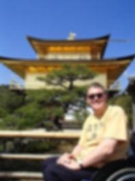 golden pavillion wheelchair accessible t
