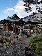 Fukudenji-Temple Sonoda Amagasaki Hyogo Osaka