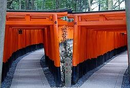 FushimiInariTaisha shrine Wheelchair Accessible Travel Kyoto