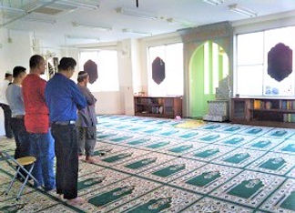 osaka masjid muslim tour