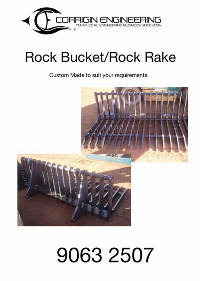 rock bucket